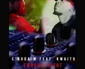 C'buda M feat. Kwaito – Ewrong Iright (Original Mix)