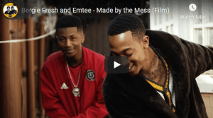Bergie Fresh – Made By The Mess Ft. Emtee