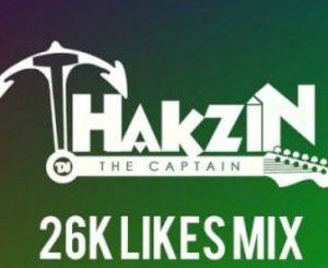DJ Thakzin – 26K Likes Mix [Audio]