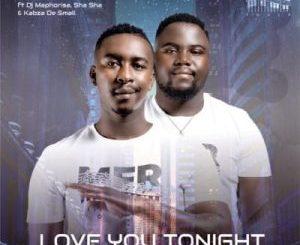 MFR Souls – Love You Tonight Ft. DJ Maphorisa, Sha Sha, Kabza De Small (Video)