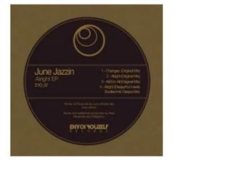 June Jazzin – Alright (DeejayKul meets Soultechnic Deepa Mix)