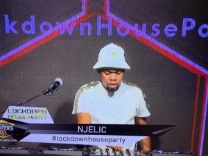 NJELIC – Garage Fm Mix VOL 45 #LockDownHouseParty