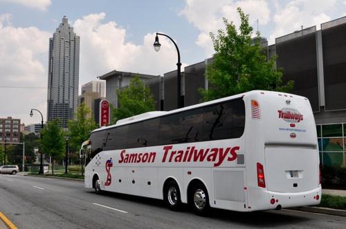 Atlanta Charter Bus