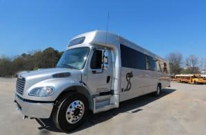 Samson Trailways Luxury Mini Bus