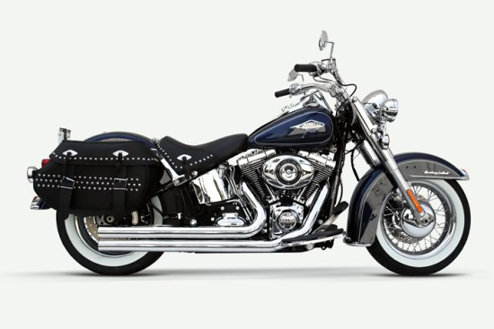 Softail Cannons