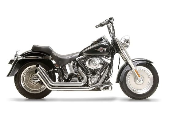 Softail Legend Series Sidewinders