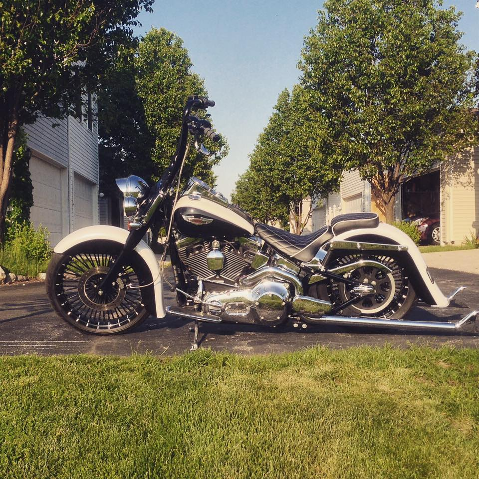 ryan casper softail