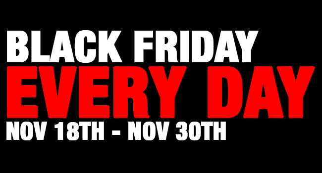 2016 Black Friday Every Day