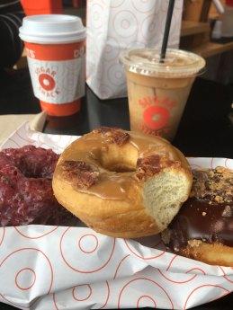 All the donuts at Sugar Shack