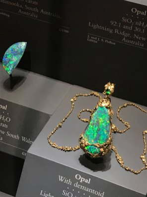 Pretty opals