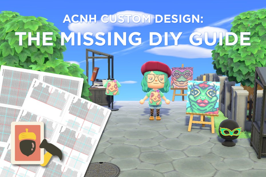 ACNH Custom Design Guide
