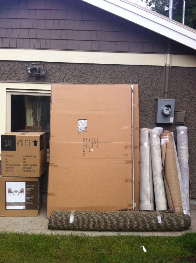 Large Item Delivery | Couriers & Transport for Heavy & Bulky Goods in Vancouver