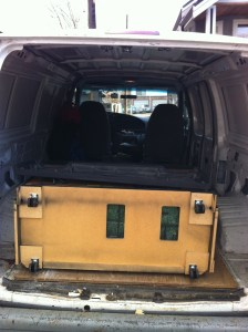 Tube/ Projection/ Big Screen TV Recycling Service in East Vancouver