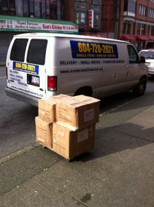 Pick Up Or Return In Store - pick-up and delivery service to department and clothing stores