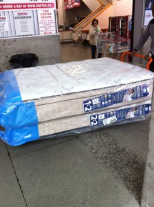 Mattress And Box Spring Pickup and Delivery