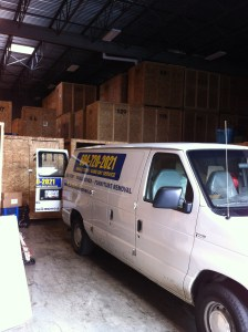 Small moves or storage transfers. East Vancouver