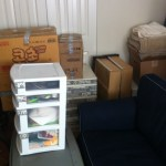 Small moves | Couch, mattress and some boxes. -Transfer of belongings to / from storage.