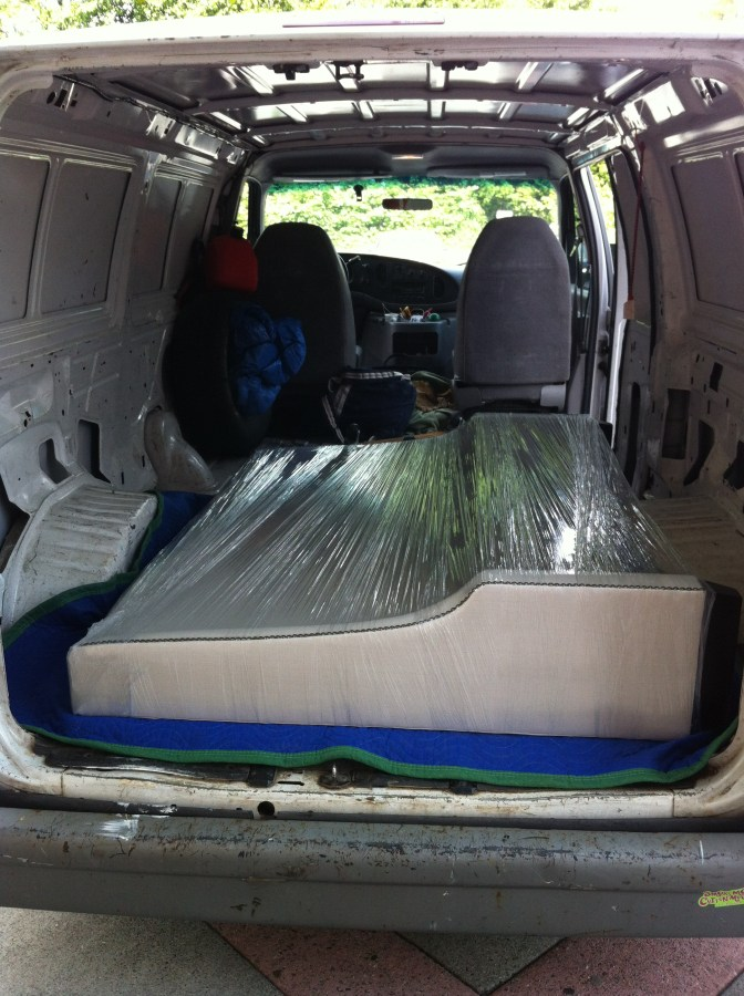 Headboard (furniture) Pick-Up & Delivery