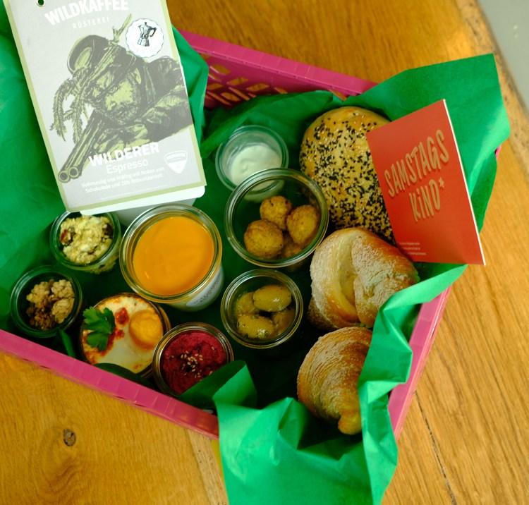 Samstagskinder, Geschenke, Dachau, Frühstück, Geschenkset