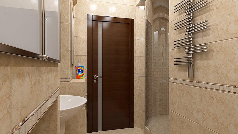 Интерьер туалета: 85 свежих идей дизайна ( 463