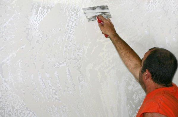 Шпаклевка стен своими руками масляно клеевой шпаклевкой 5 22 Строительный портал
