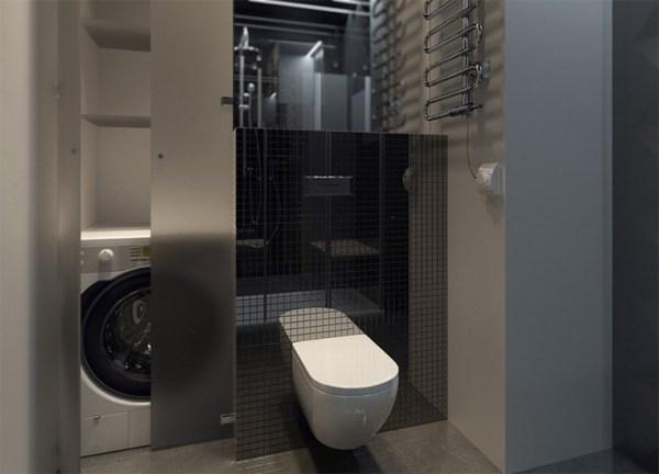 Как обустроить шкаф для стиральной машины 4 3 Строительный портал