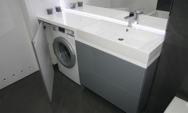Как обустроить шкаф для стиральной машины 6 2 Строительный портал