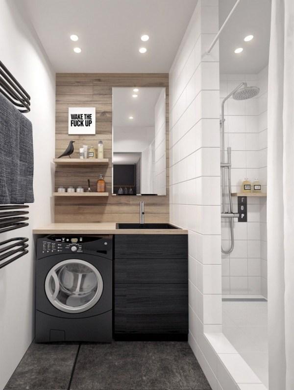 Как обустроить шкаф для стиральной машины 8 1 Строительный портал