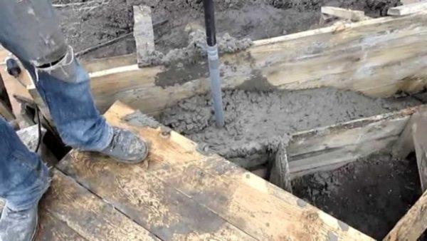 Глубинный вибратор для бетона - Билдмэн