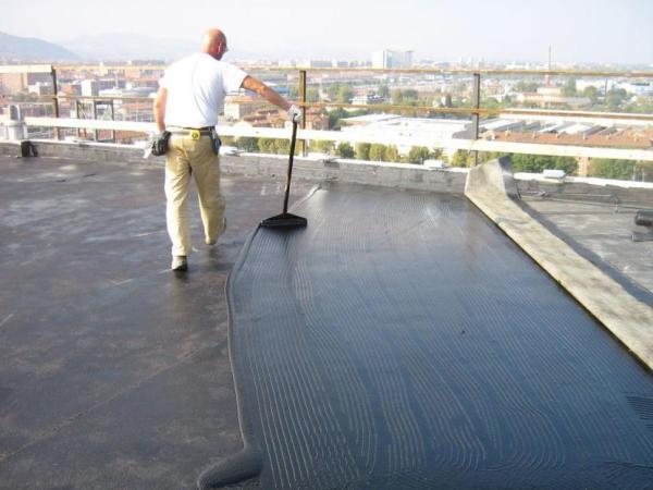Материалы для разбавления битумной мастики для фундамента, крыши, гидроизоляции 6 46 Строительный портал