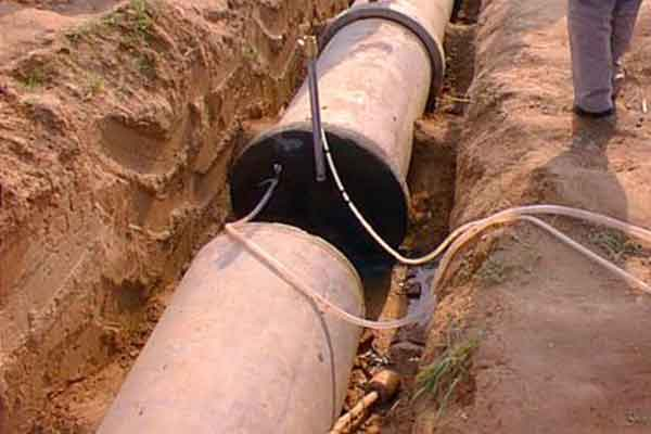 Особенности испытания пластиковых трубопроводов давлением 1 38 Строительный портал