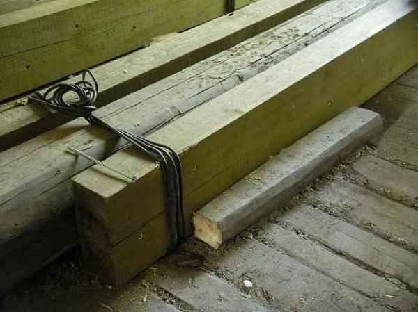 Усиление деревянного перекрытия – способы как укрепить потолочные и балки второго этажа 1 47 Строительный портал