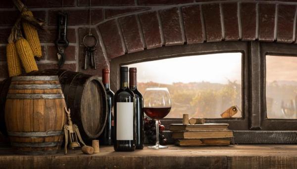 Дизайн винного погреба и идеи для правильного хранения бутылок 2 43 Строительный портал