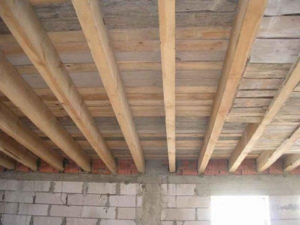 Усиление деревянного перекрытия – способы как укрепить потолочные и балки второго этажа 4 34 Строительный портал