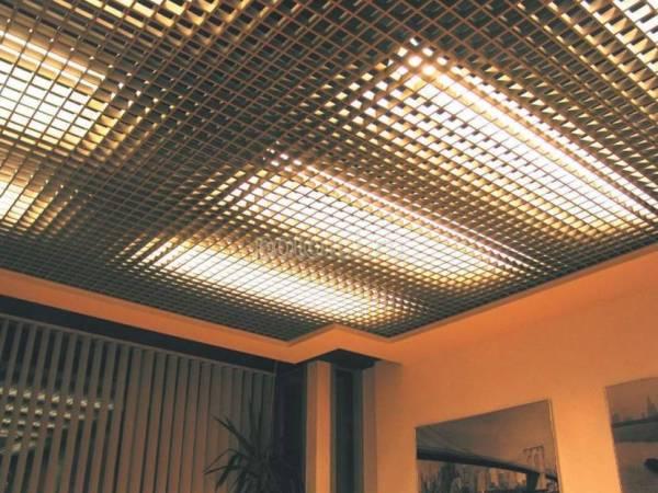 Виды подвесных потолков 10 4 Строительный портал