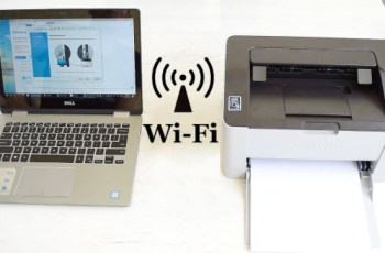 Setting Up Wi-Fi Direct for Your Samsung Laser Printer Wireless
