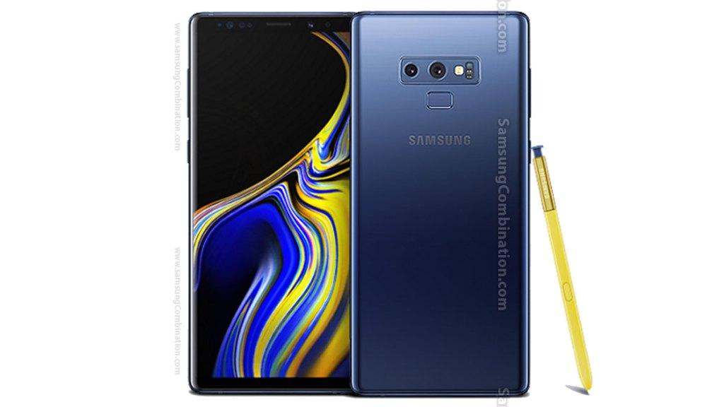 Samsung N960F Combination file — SamsungCombination