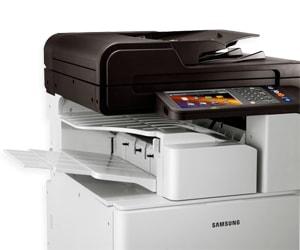 Samsung SCX-4826FN Scanner