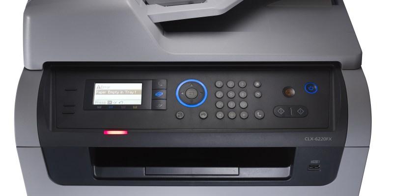 Samsung Printer CLX-6220