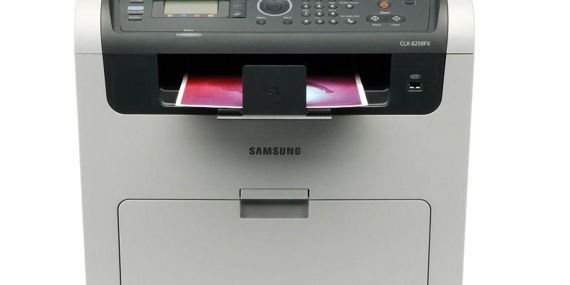 Samsung Printer CLX-6250