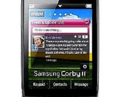 Samsung GT-S3850 Corby 2