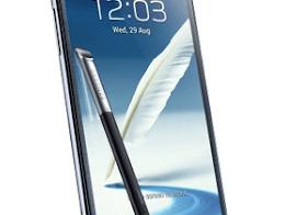 Samsung Galaxy Note II (2012)