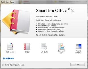 smarthru office samsung driver