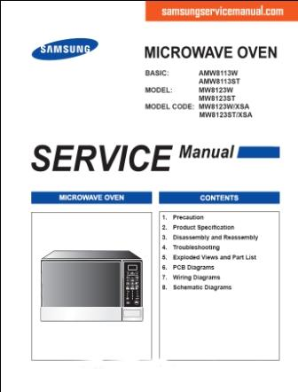 service manual samsung service manual
