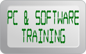 Computer and software training classes.