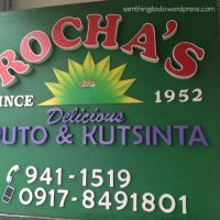 Marikina's Hidden Treasures: Rocha's Puto & Kutsinta