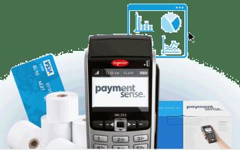 payment sense terminal