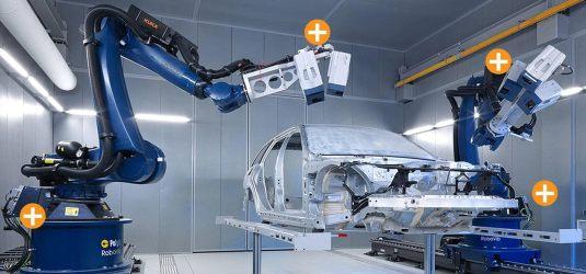 샘트라 산업용 커넥션 모션컨트롤 분야