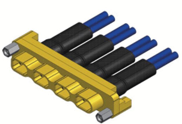 AXOMACH 초고속 통신 케이블 커넥터