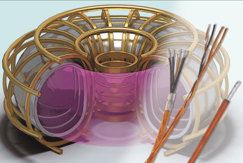 ITER 내방사성 케이블